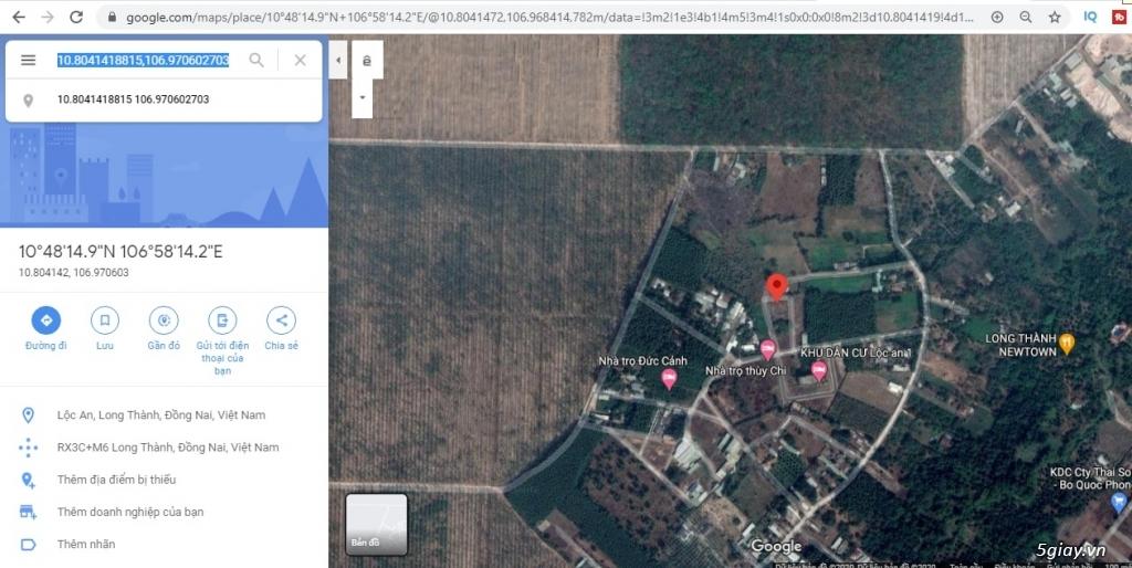 1000m2 giá 1,85 tỉ đất Cẩm Đường, Long Thành, Đồng Nai. - 2