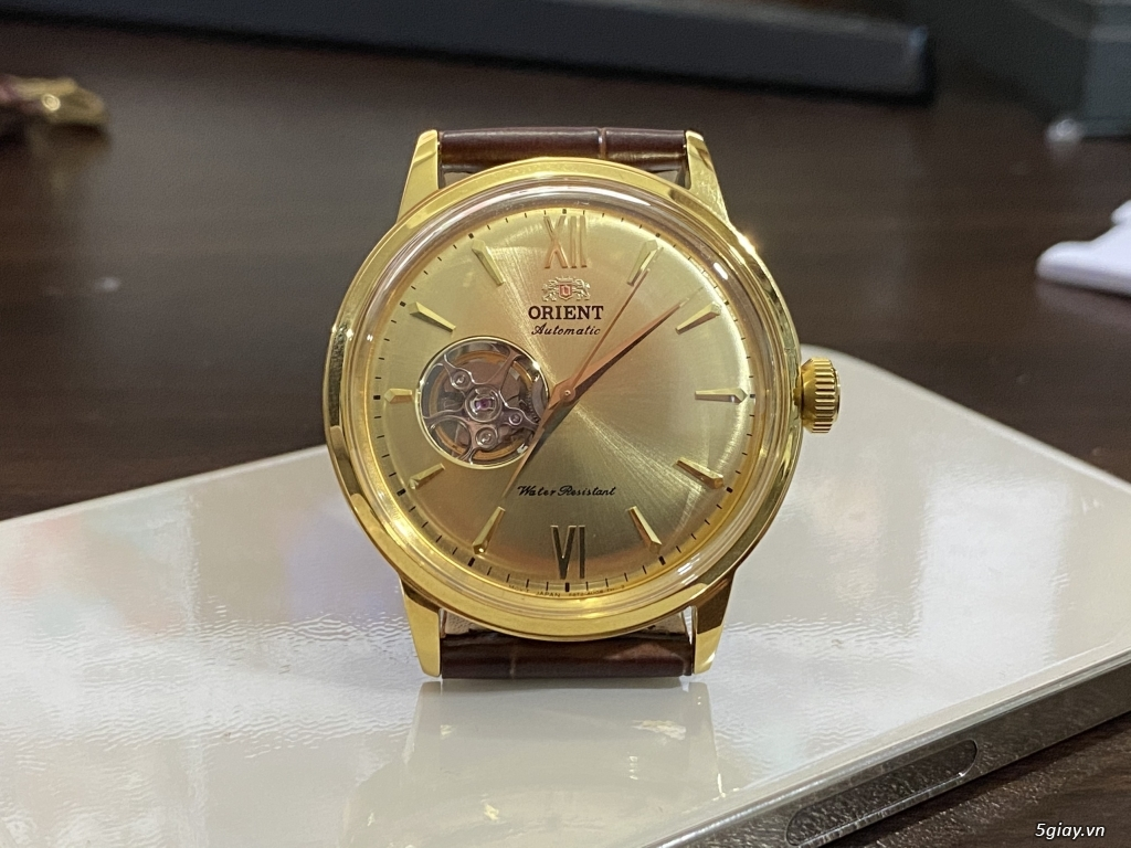 bán đồng hồ orient AUTOMATIC  water pessistan