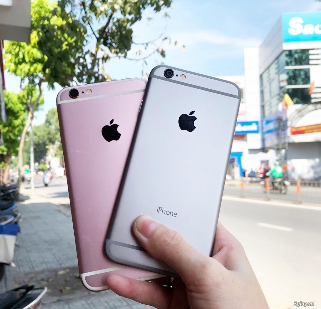 IPHONE 6S/6S Plus 32GB, 64GB QUỐC TẾ 99%. - 3