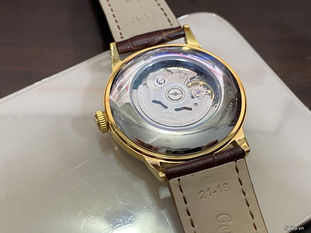 bán đồng hồ orient AUTOMATIC  water pessistan - 1