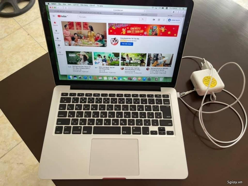 BÁN MacBook Air 13IN SÁNG ĐẸP LENG KENG ZIN 100% MƠI 99% - 4