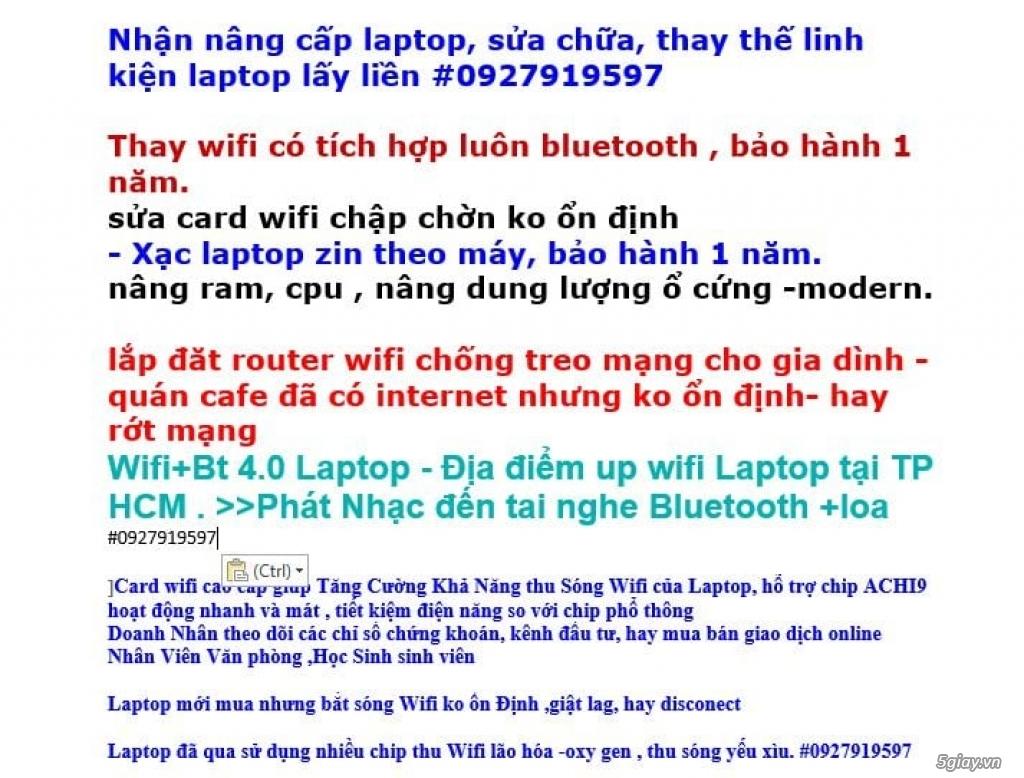 Chuyên Bán và Lắp đặt --Bộ phát Wifi A+ tốt cho quán cafe 300mb - 4