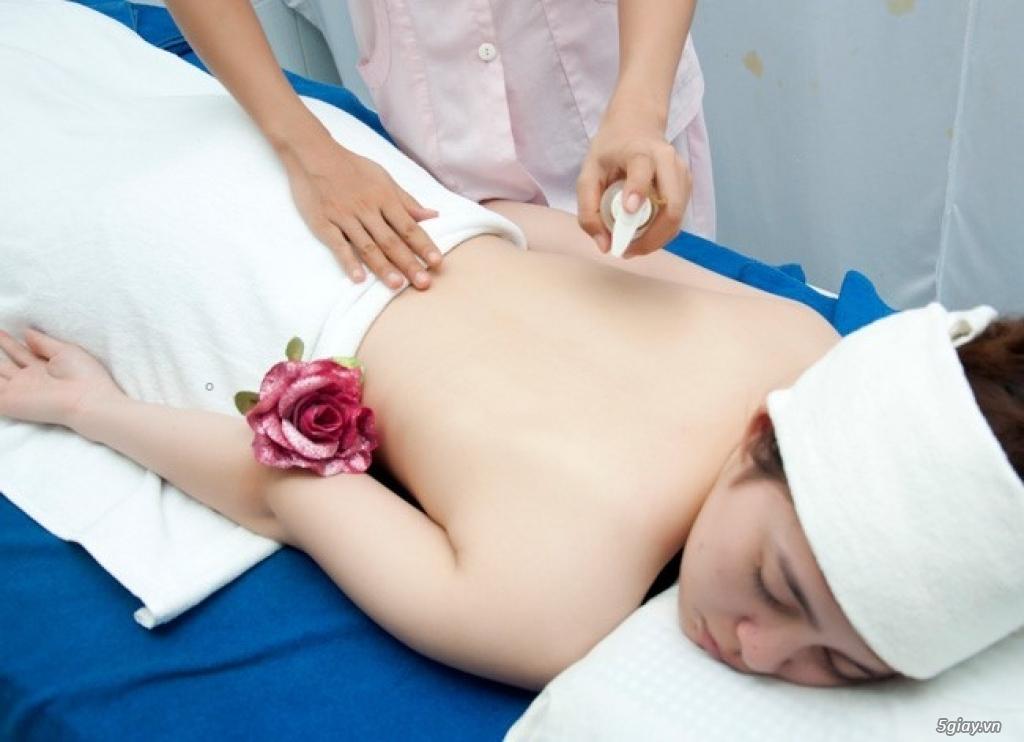 spa trị nám tàn nhang /Trị nám ở đâu tốt TPHCM/ Điều trị nám ở đâu tốt nhất/ Chi phí điều trị sẹo rỗ - 4