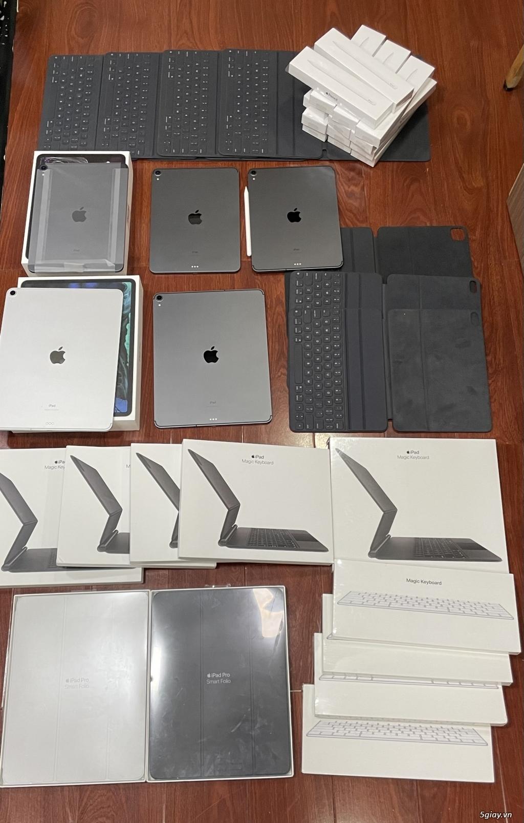 iPad Pro 2018 đã qua sử dụng - 1