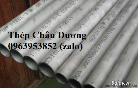 Cung cấp ống Inox SUS316l - ống đúc, ống hàn. - 2