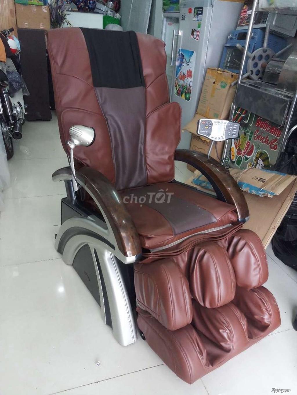 Cty thanh lý cuối năm ghế Massage Gintel Malaysia Dévano SL. - 6
