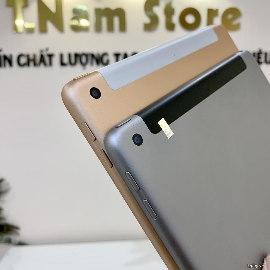 Ipad Gen 6 32G wifi+4G đẹp 99% máy xài lướt chưa bung - 3
