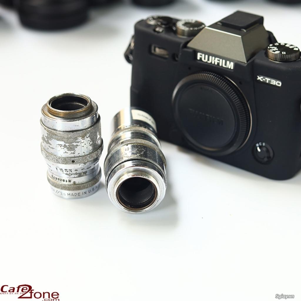 Lens MF ⭕ Bell&Howel 2inch F/3.5 Made in U.S.A ⭕ ngàm C (Ống kính CCTV - 2