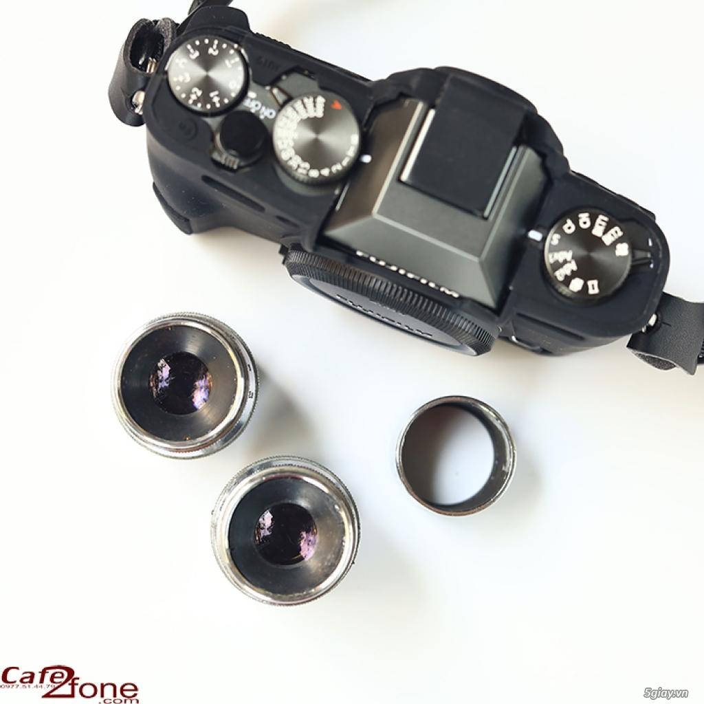 Lens MF ⭕ Bell&Howel 2inch F/3.5 Made in U.S.A ⭕ ngàm C (Ống kính CCTV - 1