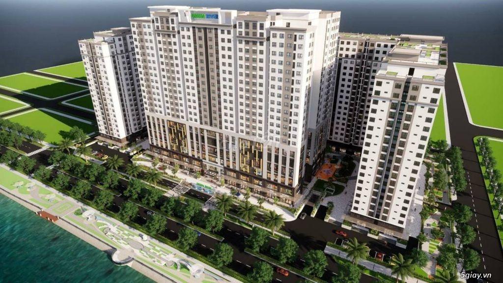 Cho thuê chung cư Green River - Quận 8 LOCK C 72m² 2PN