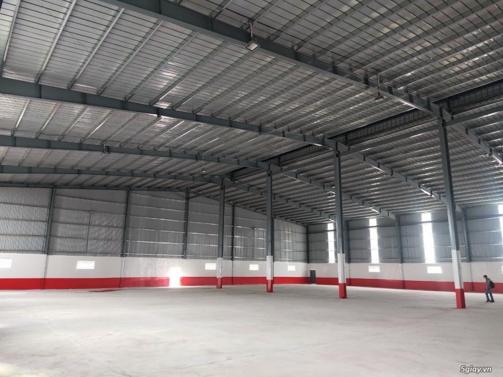 Cho thuê nhà xưởng ở huyện Cần Đước, Long An. LH: 0843630059 - 6