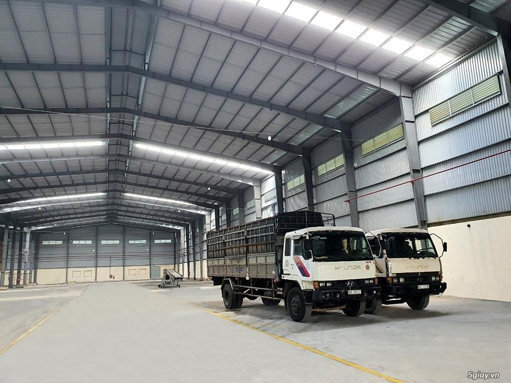 Cho thuê nhà xưởng ở huyện Cần Đước, Long An. LH: 0843630059 - 3