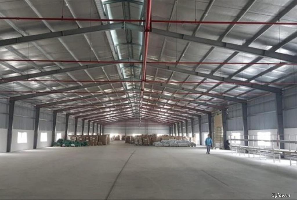 Cho thuê nhà xưởng ở huyện Cần Đước, Long An. LH: 0843630059 - 5