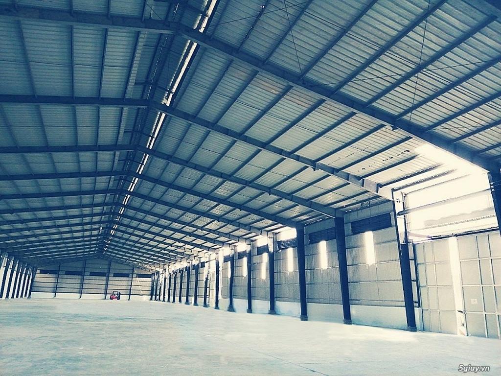 Cho thuê nhà xưởng ở huyện Cần Đước, Long An. LH: 0843630059 - 4