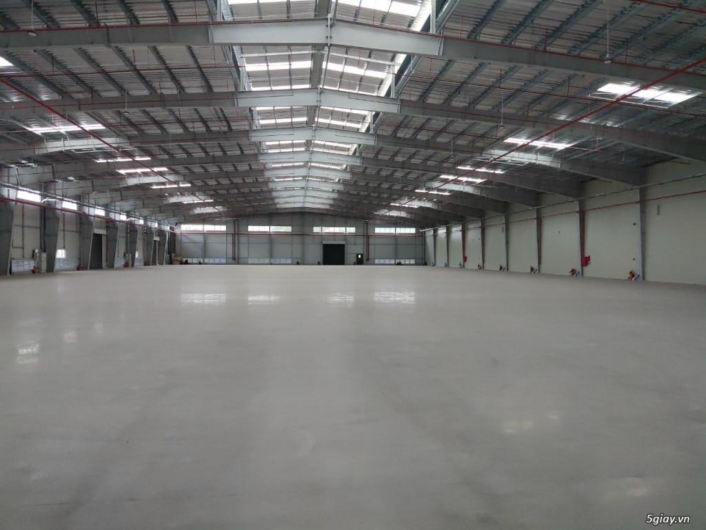 Cho thuê nhà xưởng ở huyện Cần Đước, Long An. LH: 0843630059 - 7