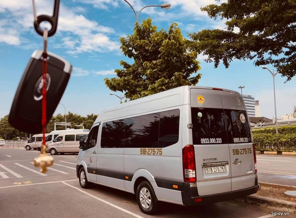 Cho thuê xe 16 chỗ Huyndai Soalty Hồ Chí Minh 0933000333 - 1
