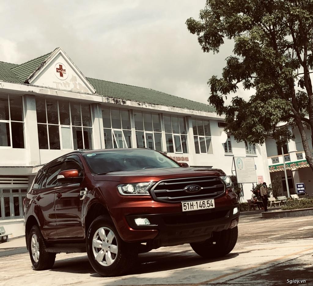 HCM ; Cho thuê xe 7 chỗ Ford Everest 2020 - LH : 0933000333 - 4