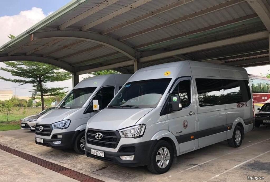 Cho thuê xe 16 chỗ Huyndai Soalty Hồ Chí Minh 0933000333 - 4