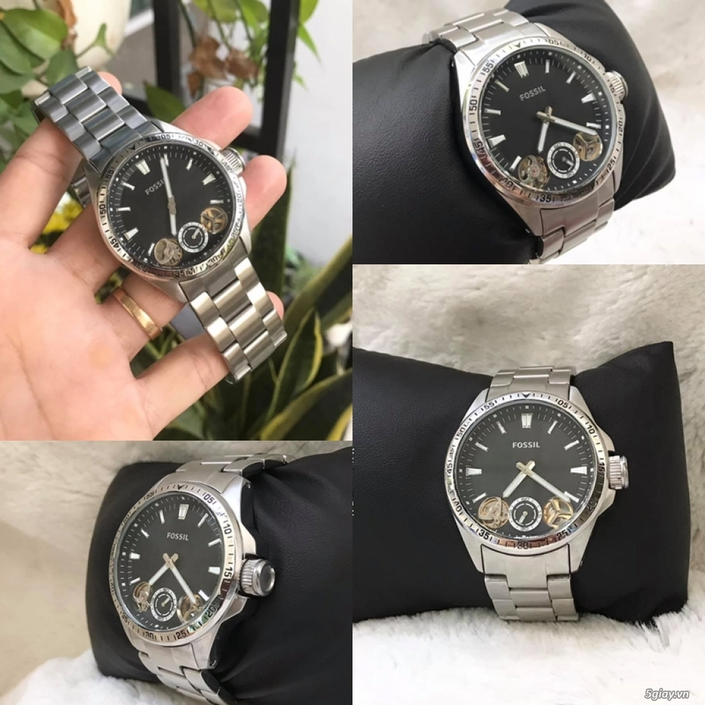 Kho đồng hồ xách tay chính hãng secondhand update liên tục - 20