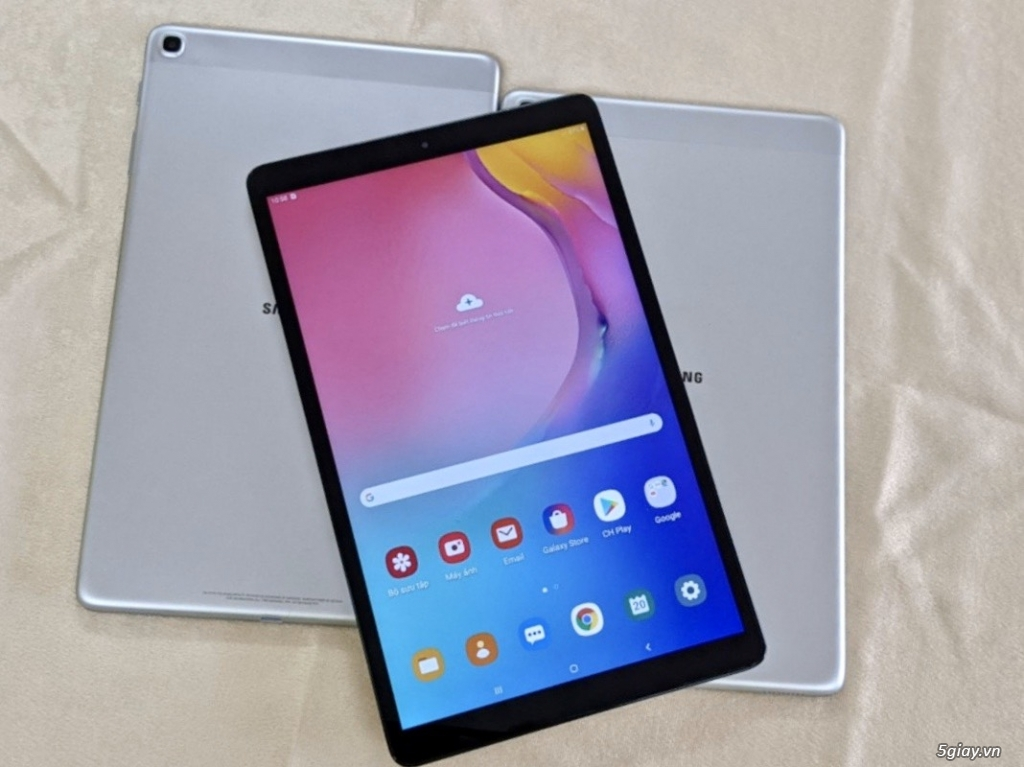 MTB Samsung Tab A 2019 4G + wifi (10.1 inch) ram 3/ 32GB - 1