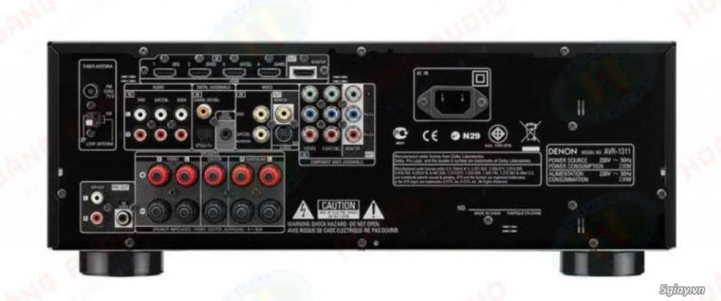 amply receiver DENON avr 1311