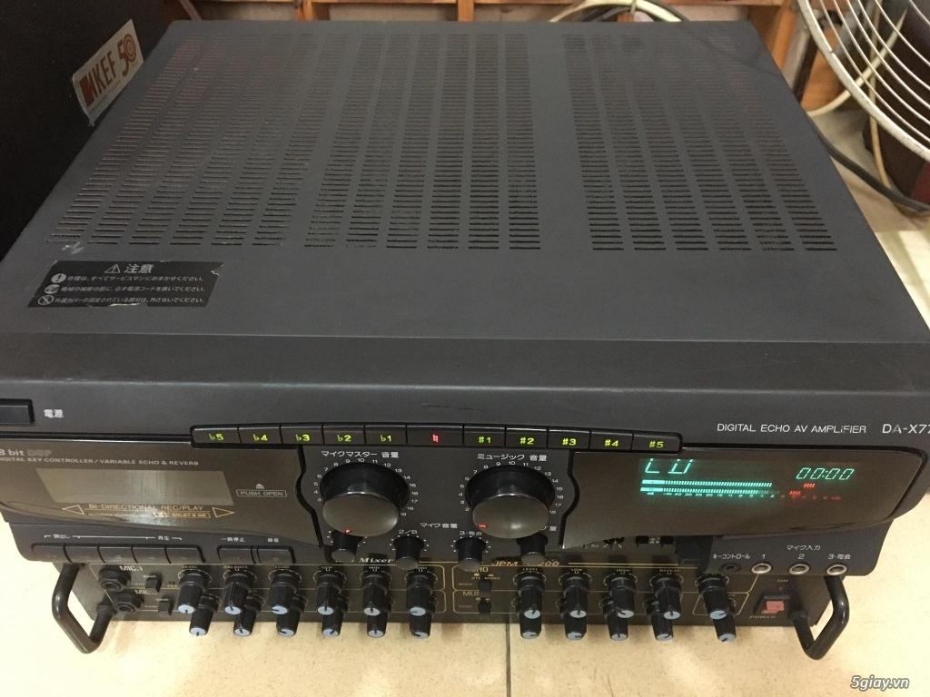 Ampli BMB - DAM - Mixer số - 1