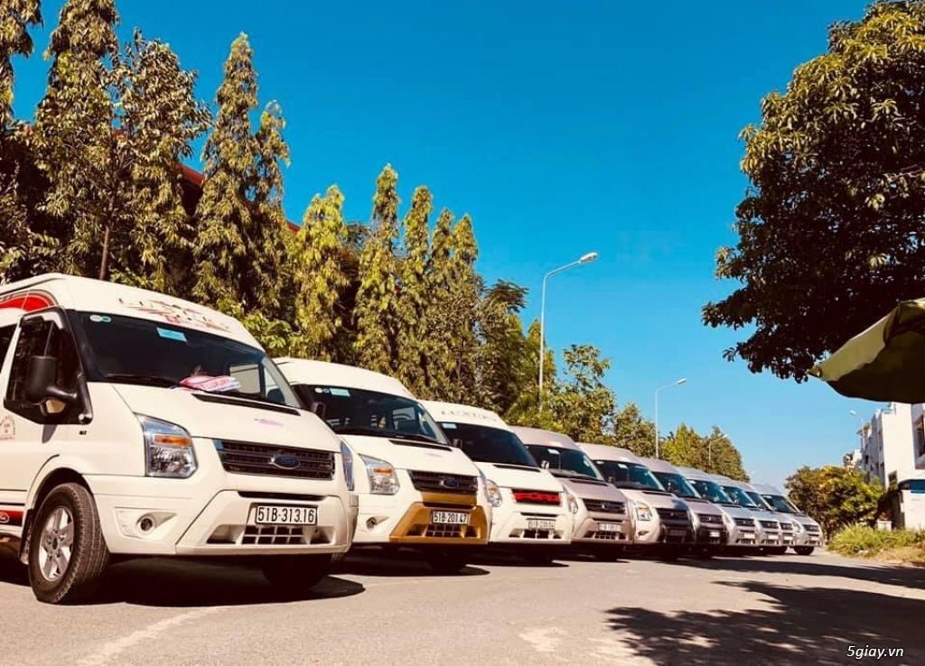HCM : Cho thuê xe 16 chỗ giá rẻ có tài - 0933000333