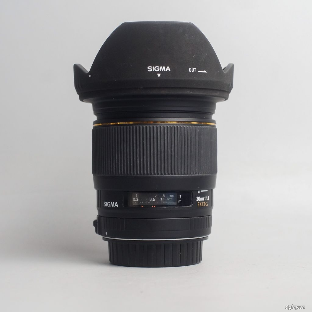 Promaster 28-105mm Sigma 20mm f1.8 canon 20-35mm Zeiss 18mm f3.5 tamro - 2