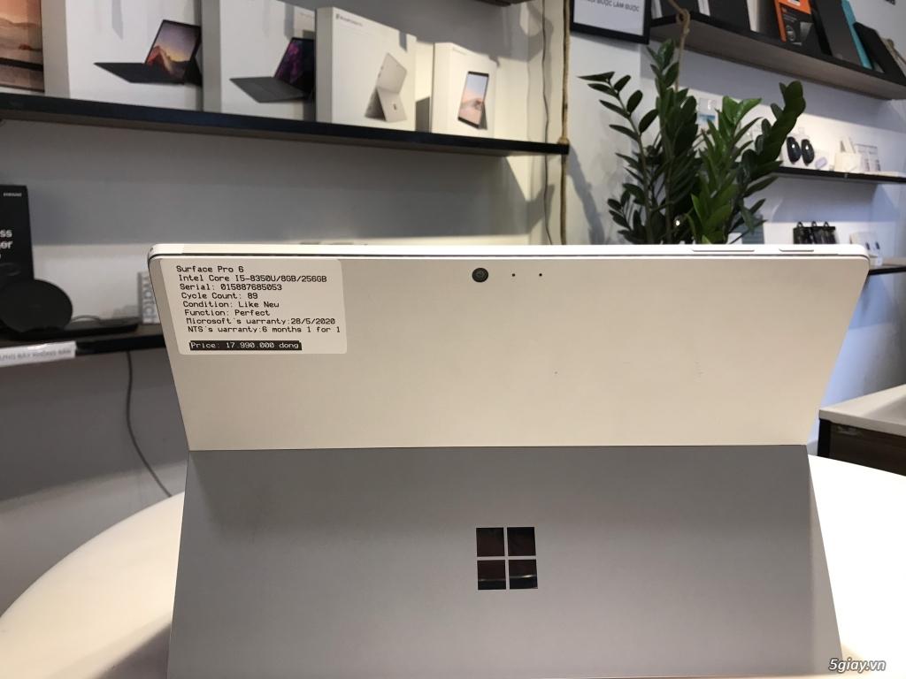 Surface Pro 6 i5/256 like new máy lướt - 4