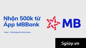 Tải app mbank nhận ngay ưu đãi hấp dẫn