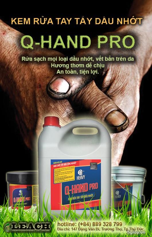 Kem rửa tay tẩy dầu nhớt Q-Hand Pro
