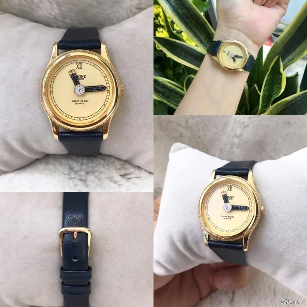 Kho đồng hồ xách tay chính hãng secondhand update liên tục - 9