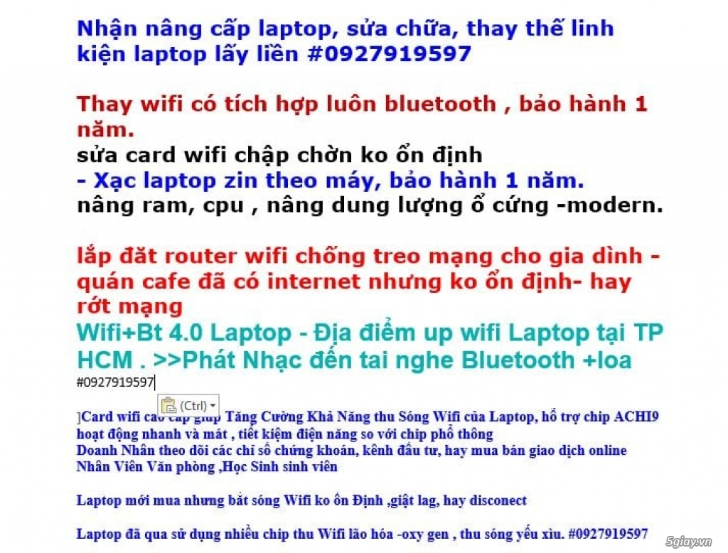 BT4.0 laptop Dell, Asus, music ediction | 5giay - 8
