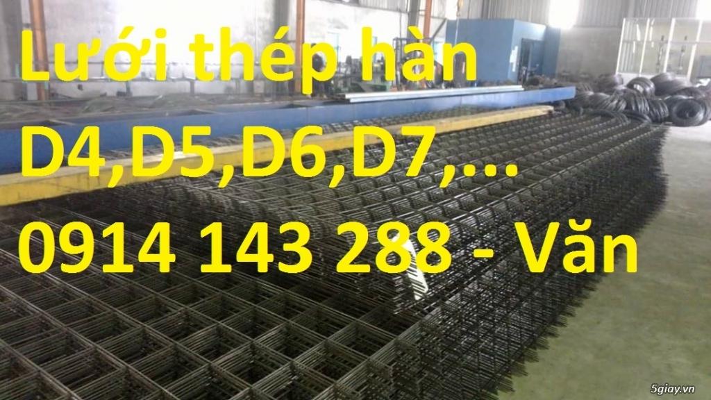 Báo giá lưới thép hàn D4 chịu cường độ cao - 096 717 3304 - 2