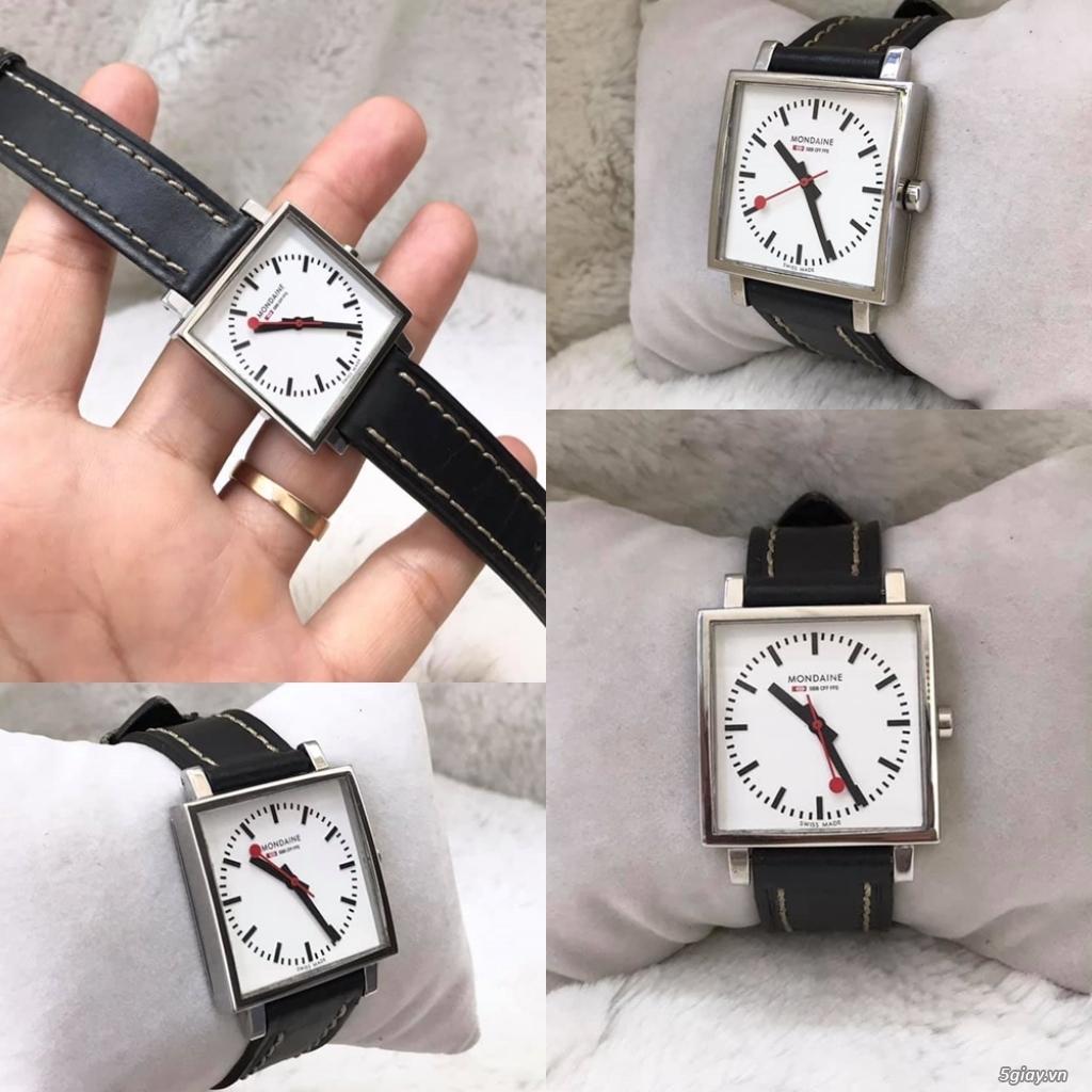 Kho đồng hồ xách tay chính hãng secondhand update liên tục - 7