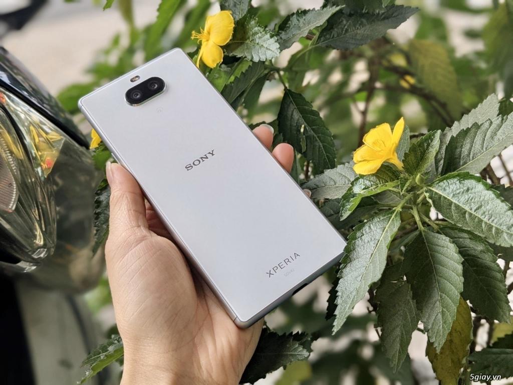 Sony Xperia 8 1Sim máy đẹp 97-98% zin keng áp suất - 2