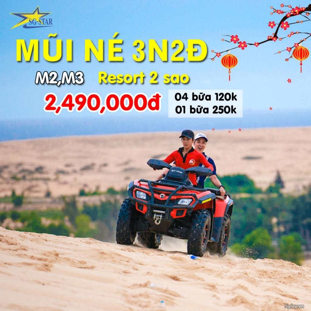 Tour Mũi Né Tết Tân Sửu 2021 - Ưu đãi ngập tràn - Rộn ràng mua ngay - 18