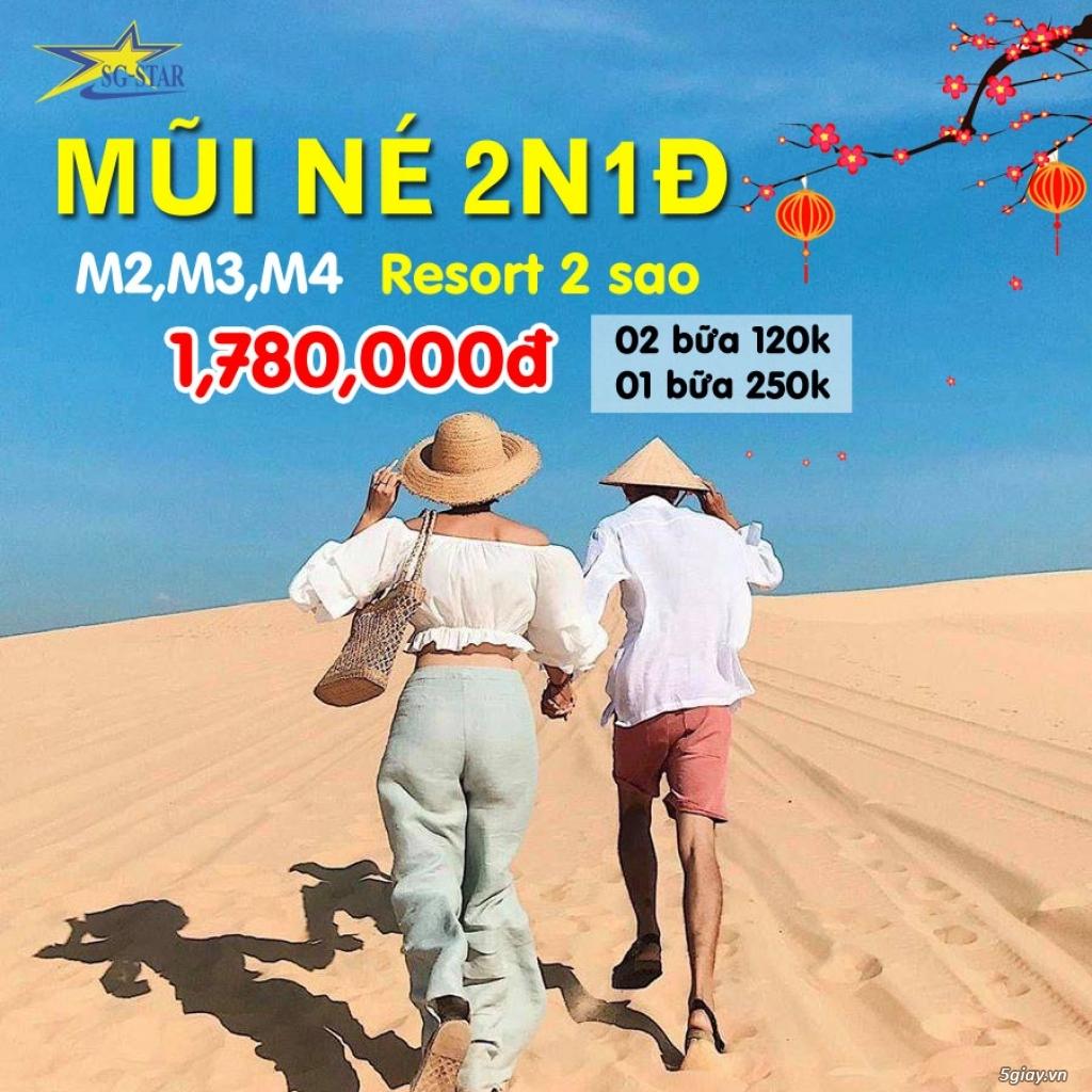 Tour Mũi Né Tết Tân Sửu 2021 - Ưu đãi ngập tràn - Rộn ràng mua ngay - 17
