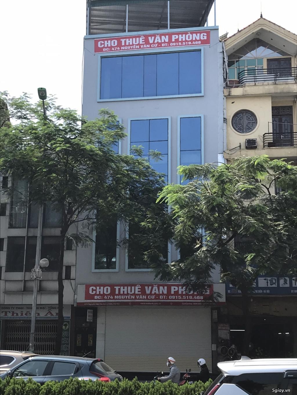 Văn phòng cho thuê, 474 Nguyễn Văn Cừ, Long Biên, Hà Nội - 3