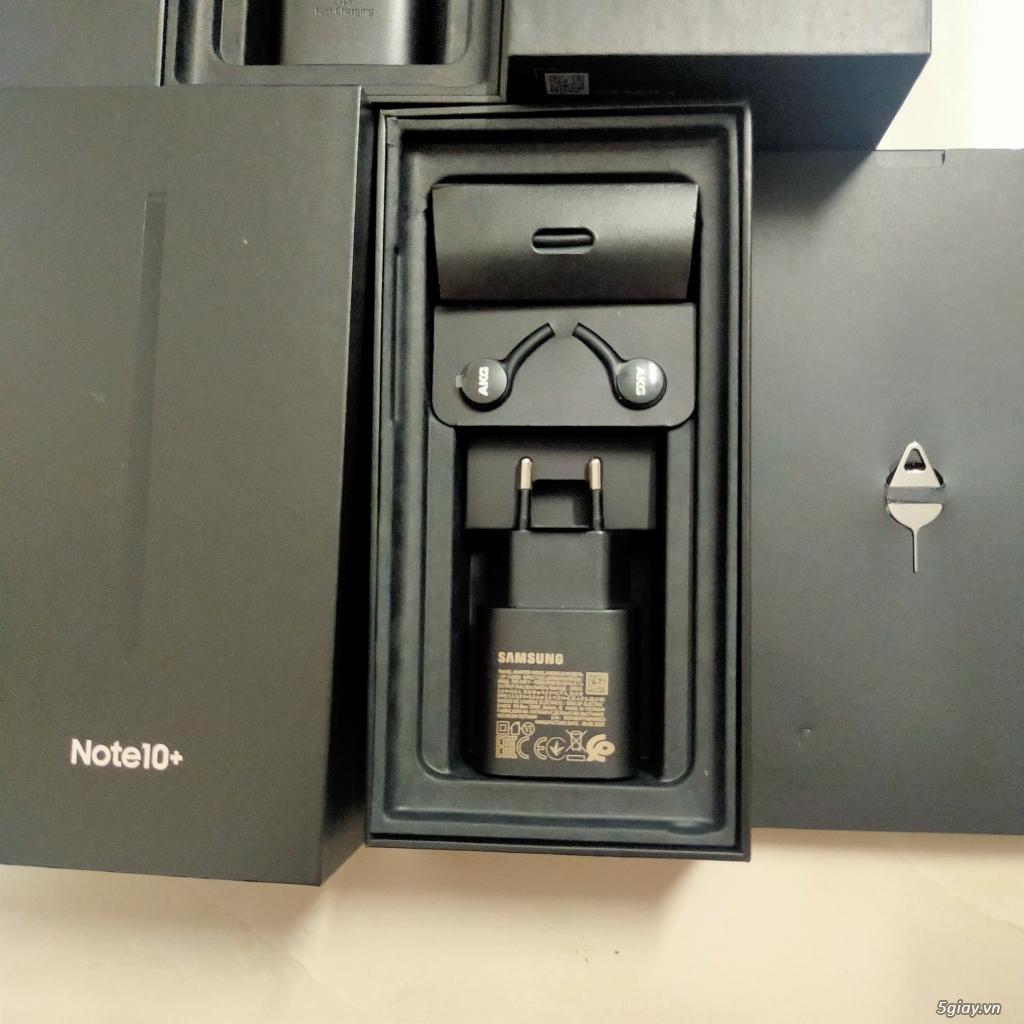 Fullbox Hộp Sạc cáp tai akg otg que sim Samsung Note 10 Plus mới