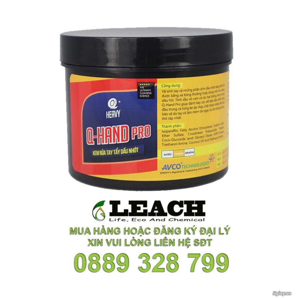 Kem rửa tay tẩy dầu nhớt Q-Hand Pro - 9
