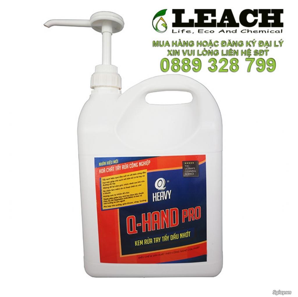 Kem rửa tay tẩy dầu nhớt Q-Hand Pro - 8