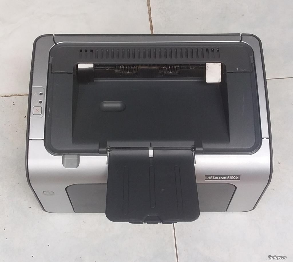 Bán máy in HP 1006 cũ giá rẻ - 2