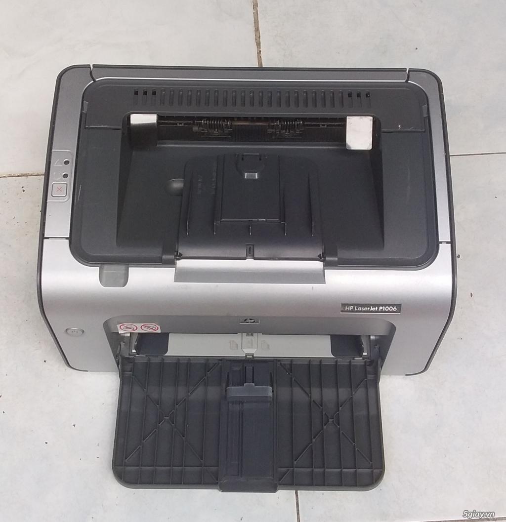 Bán máy in HP 1006 cũ giá rẻ - 3
