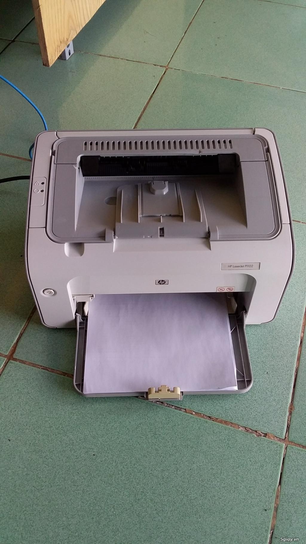 máy in HP 1102 cũ giá rẻ - 2