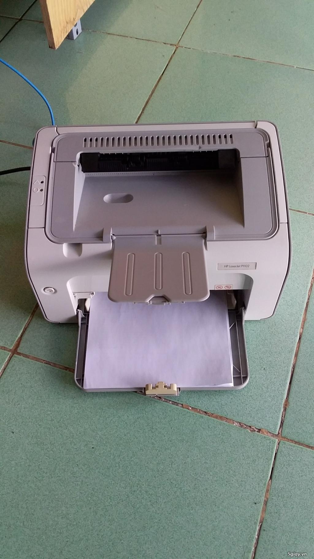 máy in HP 1102 cũ giá rẻ - 1