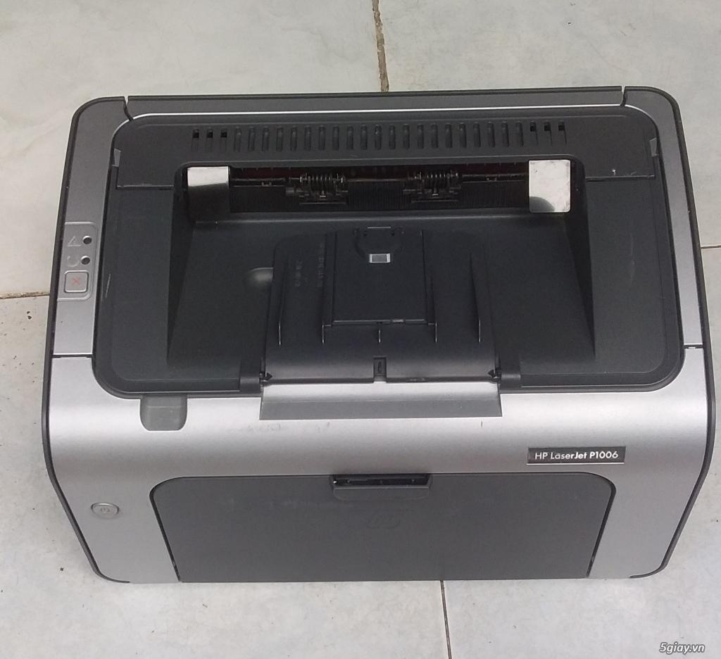 Bán máy in HP 1006 cũ giá rẻ