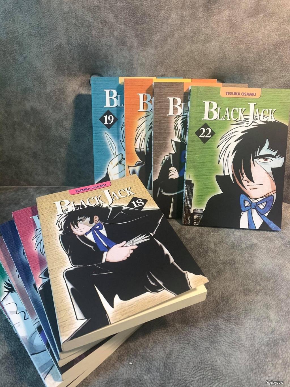 Black Jack - Bác sĩ quái dị - Tezuka đọc xuôi | 5giay