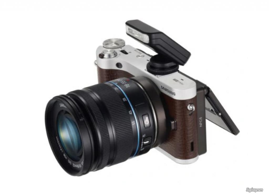 Ít & không xử dụng nên cần bán máy ảnh NX300 - 2