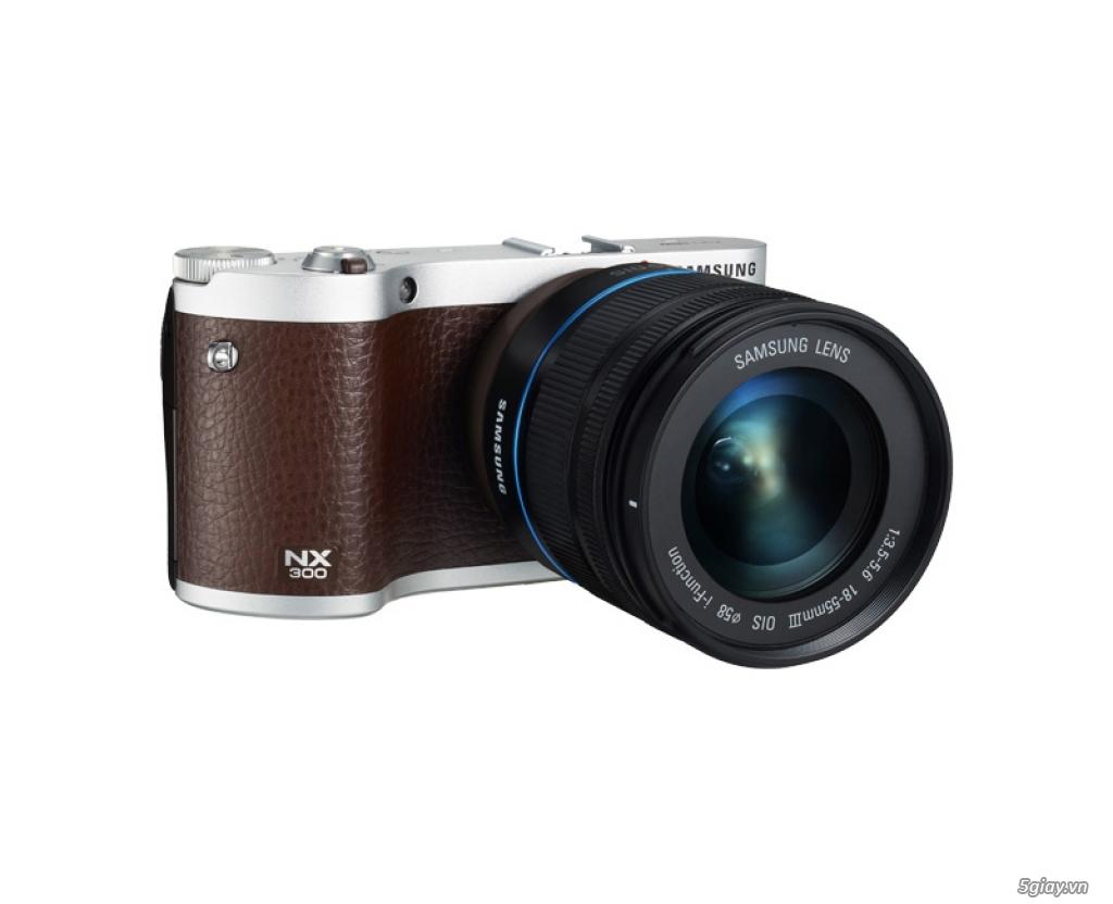 Ít & không xử dụng nên cần bán máy ảnh NX300